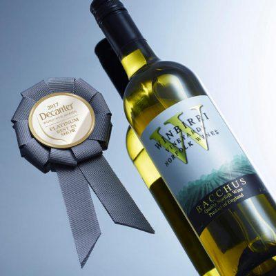 Awards | Winbirri Vineyard